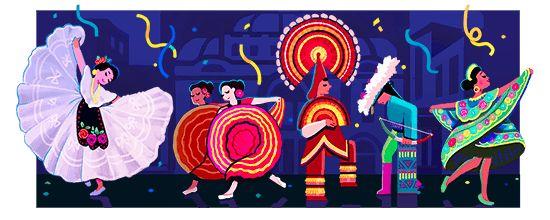100º aniversario del nacimiento de Amalia Hernández