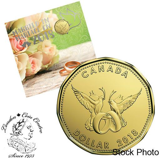 London Coin Centre Inc. - Canada: 2018 Wedding Gift Coin Set, $21.95 (http://www.londoncoincentreinc.com/canada-2018-wedding-gift-coin-set/)