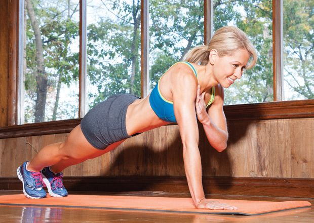 Best Body Challenge: Month Two - Oxygen Women's Fitness