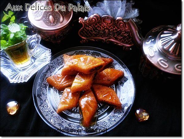 Makrout,Makroud aux dattes & amandes gâteau algérien