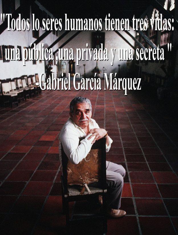 10 Importantes lecciones de vida que nos enseñó Gabriel García Márquez