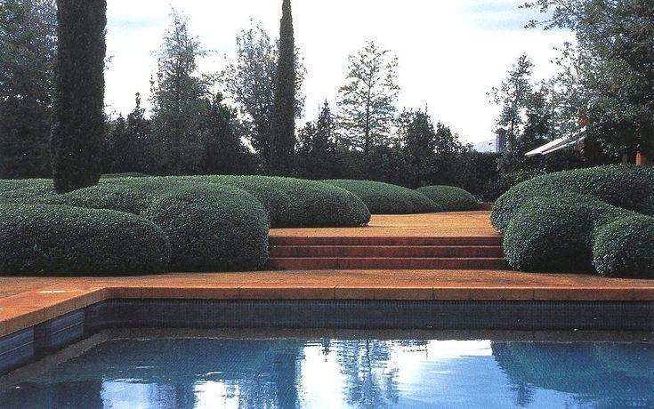 Fernando Caruncho landscape design: Casa Caruncho