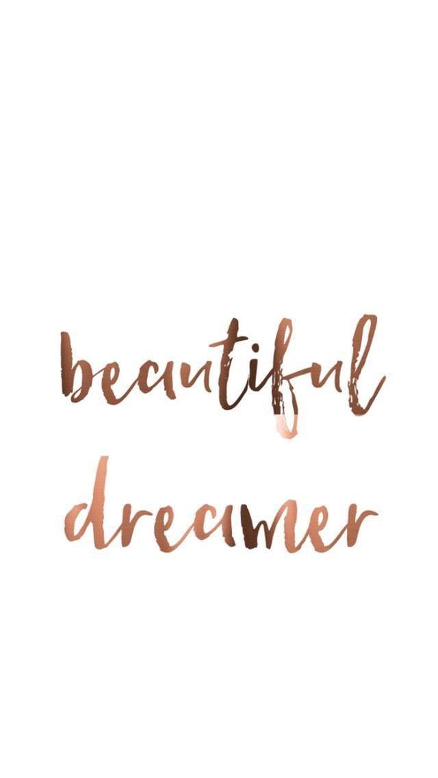 Beautiful dreamer |Pinterest: @chenebessenger