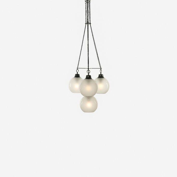 Luigi Caccia Dominioni / Grappolo chandelier