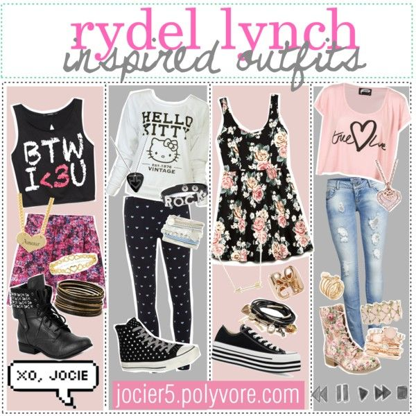 ♡inspired outfits: rydel lynch♡    jocie