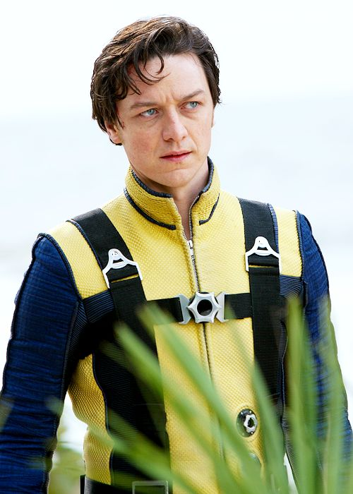 Charles Xavier /  X-men: First Class