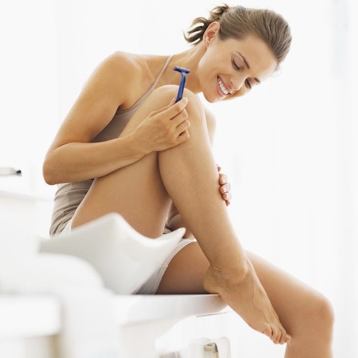 The Fix: The Most Common Hair Removal Mistakes You Make Every Day | Brit + Co