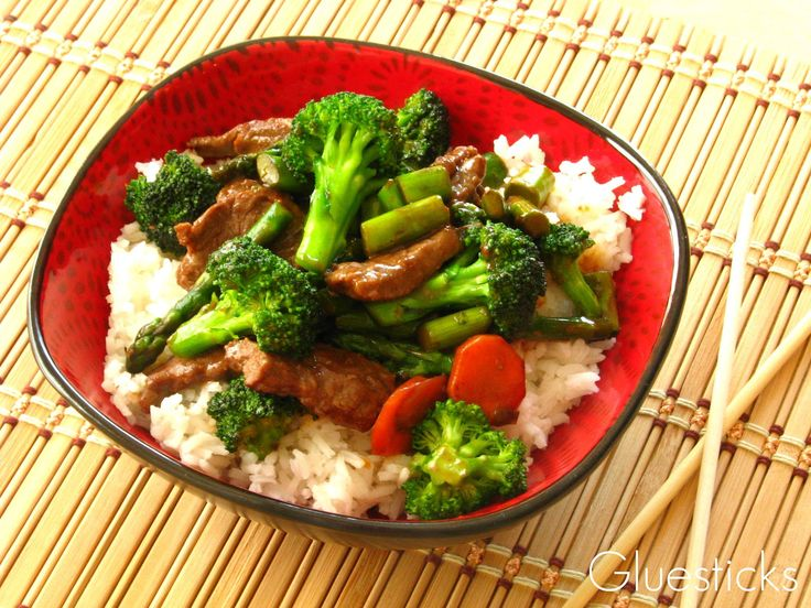 Steak & Vegetable Stir Fry  {And links to other homemade Chinese Food Dishes}