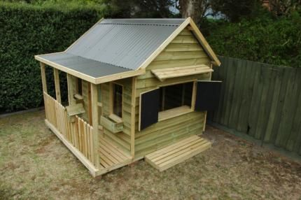 Cubby Houses, Pet Houses and Sheds | Toys - Outdoor | Gumtree Australia Wodonga Area - Baranduda | 1042498862