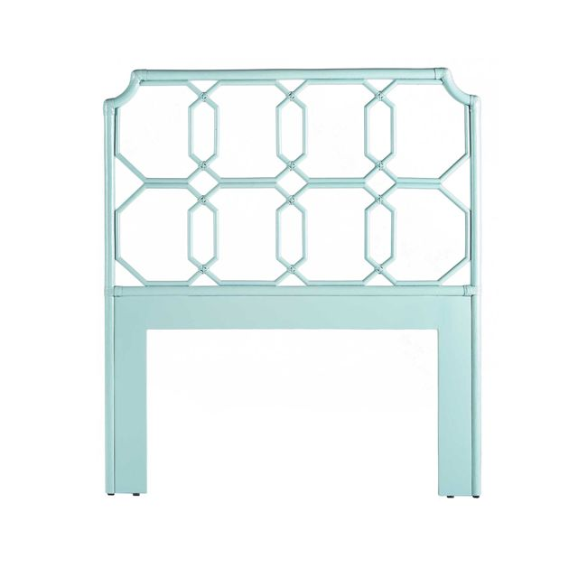 Aqua Twin Rattan Headboard - A chic headboard with fun geometric pattern. Love it for a toddler or big kid room! #PNshopAqua Twin, Big Ideas, Kids Bedrooms, Baby Kendall, Nurseries, Headboards, Kids Room, Big Kids, Big Girls
