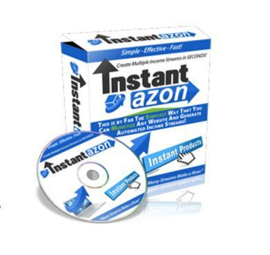 Instant Azon Review  Powerful System That You Can Instantly Tap Into Amazons 250 Million Product Marketplace To Create Unlimited Income Streams In Seconds