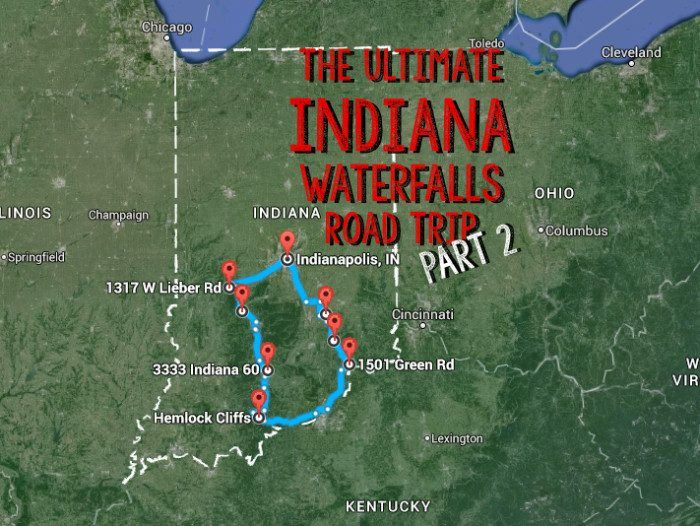 The 10 Ultimate Road Trips to Take Across Indiana