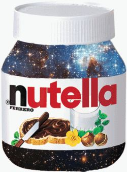For my children who have a significant passion for Nutella