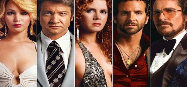 Um dos indicados ao Oscar de 2014, Trapaça ou American Hustler, é um filme com atores fantásticos e roteiro meio lento!