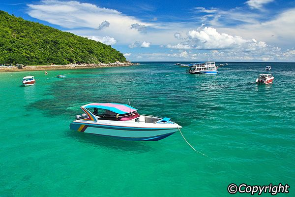 Only 45 minutes boat ride west of Pattaya, the idyllic beaches of Koh Larn (Coral Island) offer a change of pace from the upbeat dynamism of...