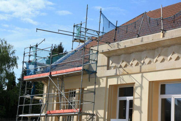 Calculer la surface d'un toit   Toiture, Isolation toiture, Toit