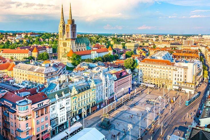 Zagreb, Kroatien #zagreb #kroatien #croatia #travel #vacation #resa #semester