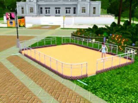 Die Sims3 - Rollschuhlaufen