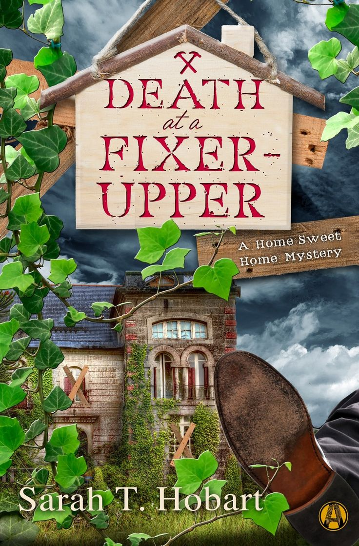 View From The Birdhouse: Book Spotlight  Death At A Fixer Upper By Sarah T