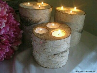 Wooden candle  Price and deals call +6281334955944