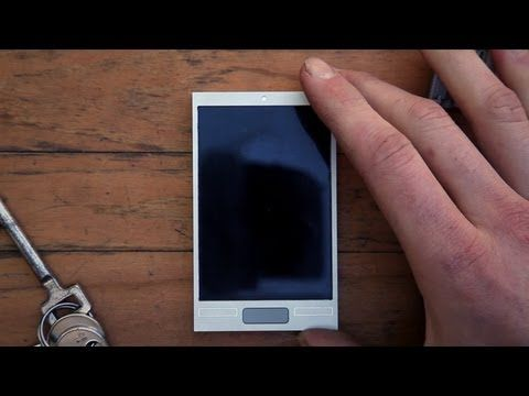 Phonebloks - A New type of phone that may revolutionize the way we buy, replace and use phones.