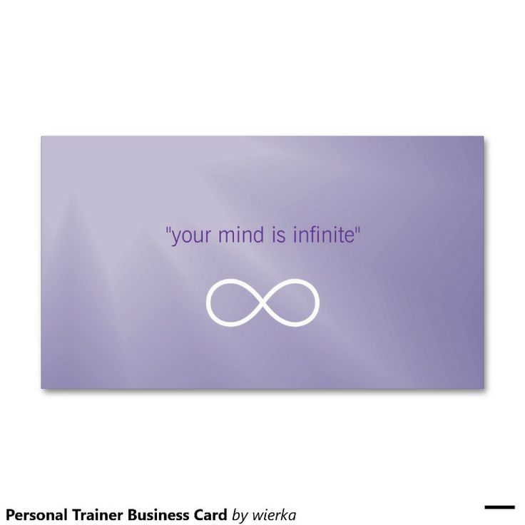Personal trainer business cards examples wwwimgkidcom for Personal business cards examples