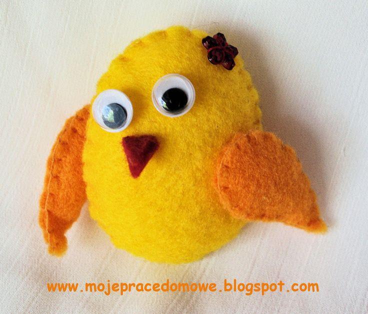 Pracownia Milgra: Kurczak z Biedronki