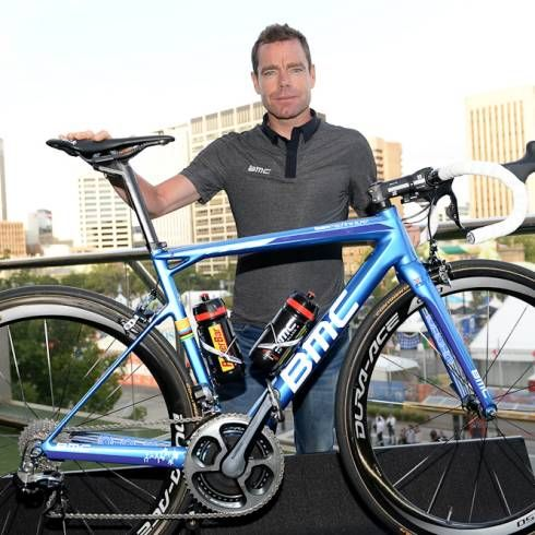 BMC rider given special teammachine for Cadel Evans Great Ocean Road Race