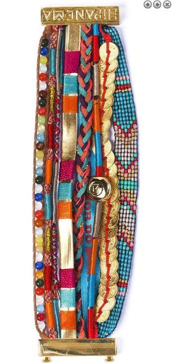 Hipanema bracelets-