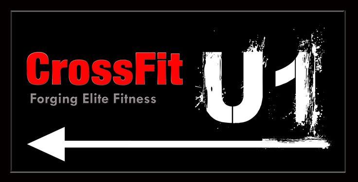 CrossFit U1 Outside Advertising Banner by Lynda Jayne https://www.facebook.com/pages/Lynda-Jayne-Designs/128704893891601