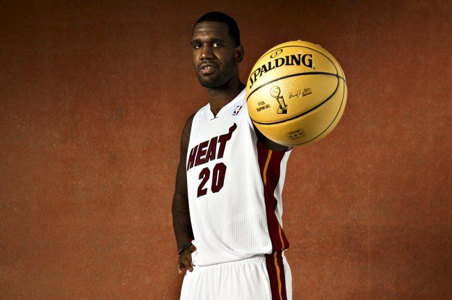 Greg Oden practices | Miami Heat Rumors: Breaking Down Gossip Surrounding Training Camp ...