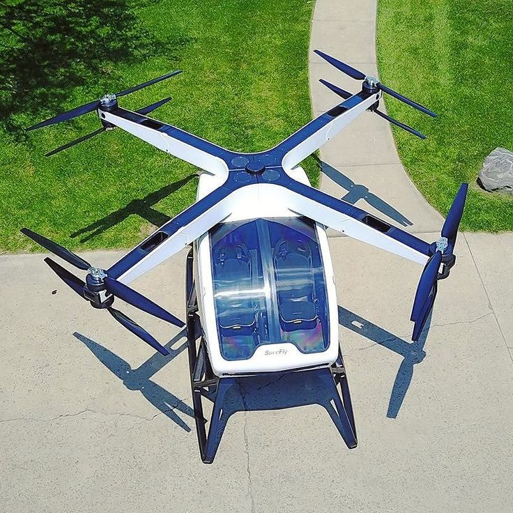 #BIGQUAD - The Workhorse SureFly is designed to carry two passengers up to a height of 4000 feet.      #uav #uavs #largequadcopter #drones#picoftheday#aerial#dronestagram#dronegear #dronerelated#aerialvideo#aerialphotography#photodrone #dronegear#dronegra