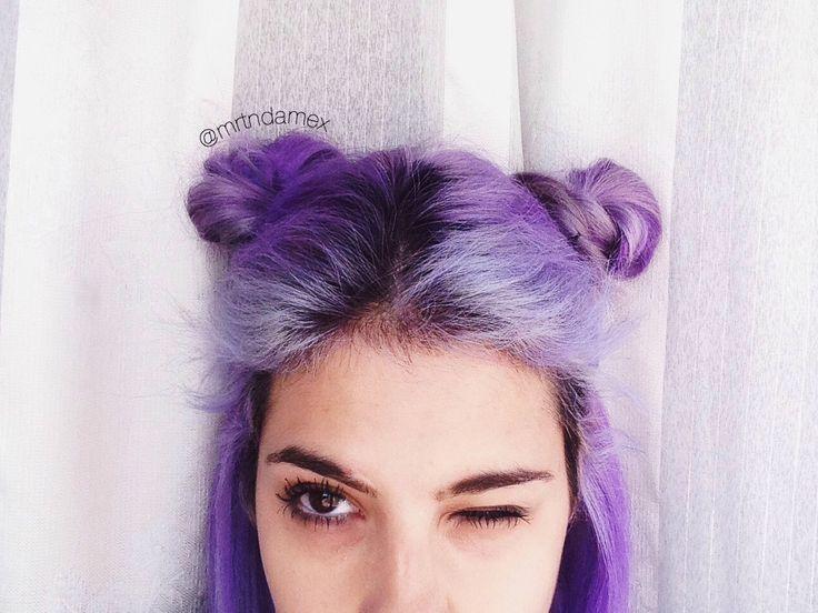 Space Buns Tumblr Google Search Hair Pinterest
