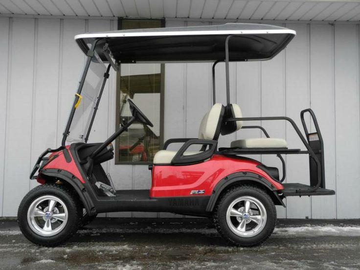 Custom Classic  Seat Yamaha Gas Golf Carts