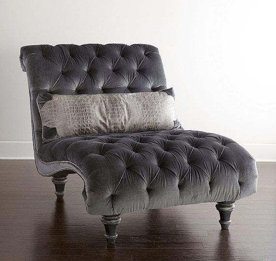 New Custom French Double Chaise Lounge Settee by FrenchCountryHome