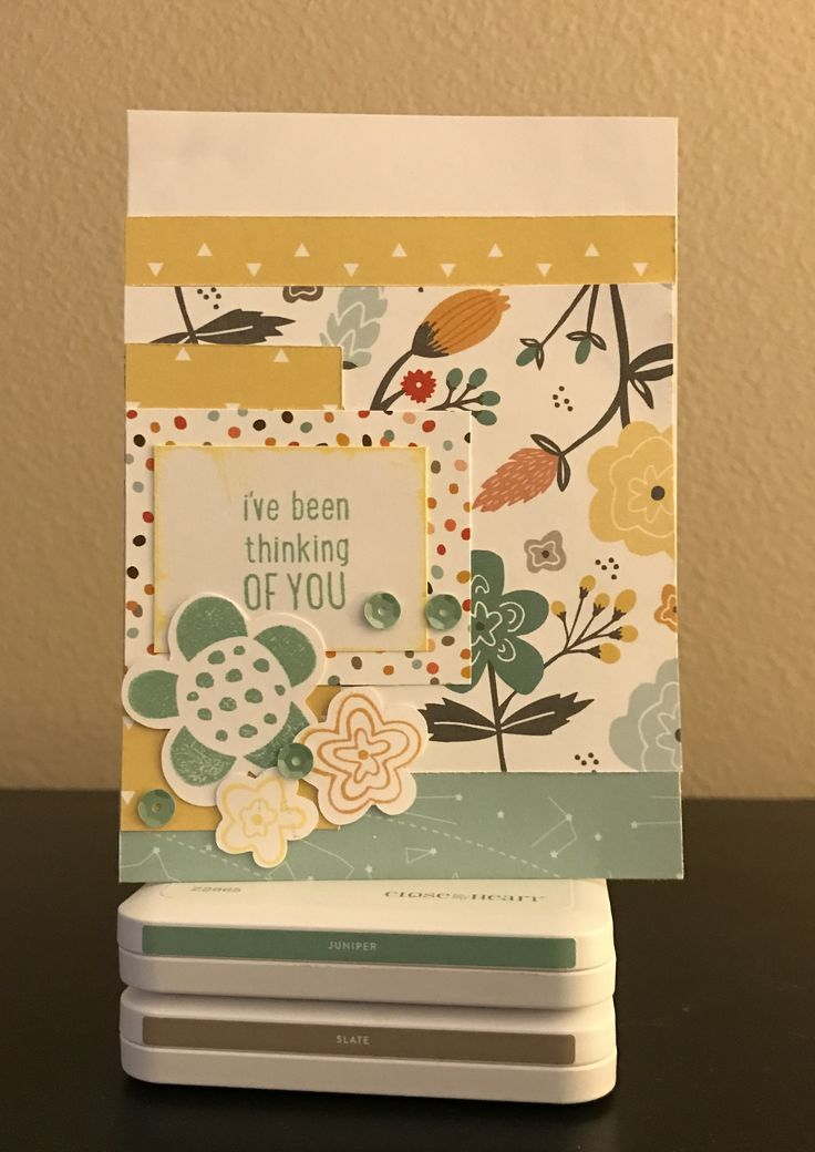 Ordinary Card Making Ideas Close To My Heart Part - 4: Dreaminu0027 Big Papers From Close To My Heart · Sympathy CardsGreeting ...