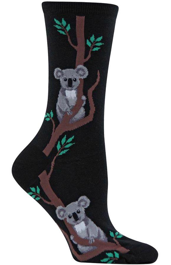 Climbing Koala Socks