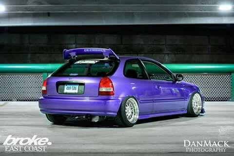 Honda hatchback