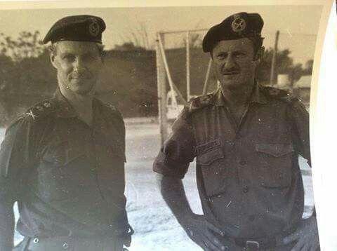 Generals Viljoen & Geldenhuys