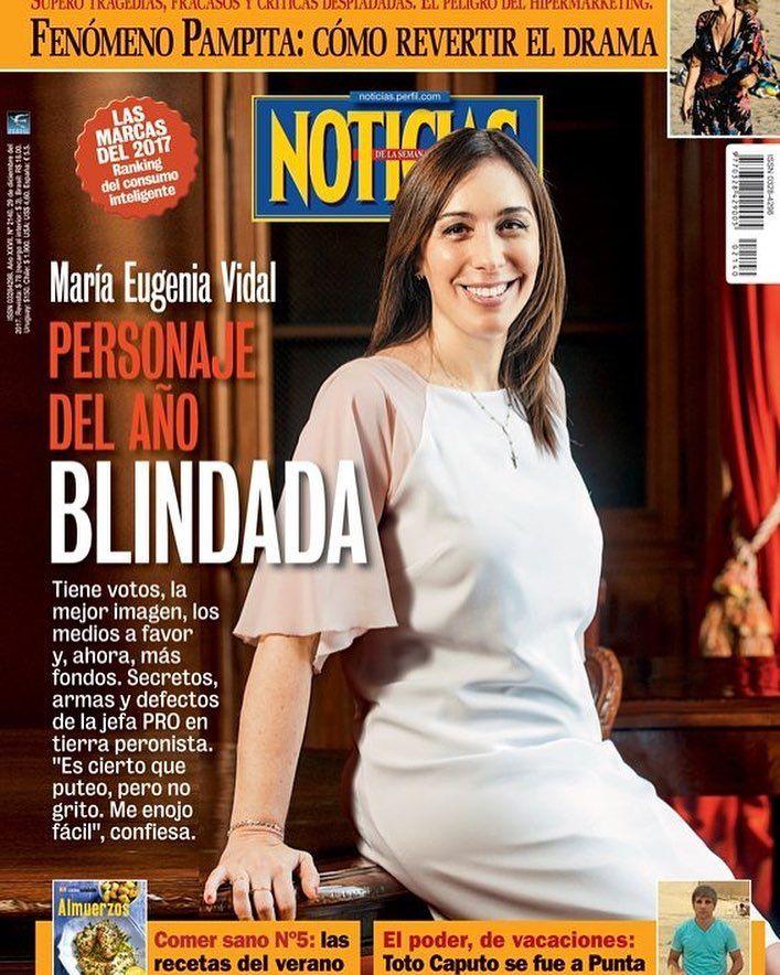 Revista Noticias - Argentina - Diciembre 2017