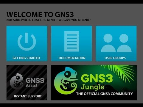 A New Version of GNS3 (ver 1.2.3) Quick Setup of IOS image