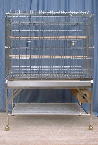 stainless steel parrot cages for sale