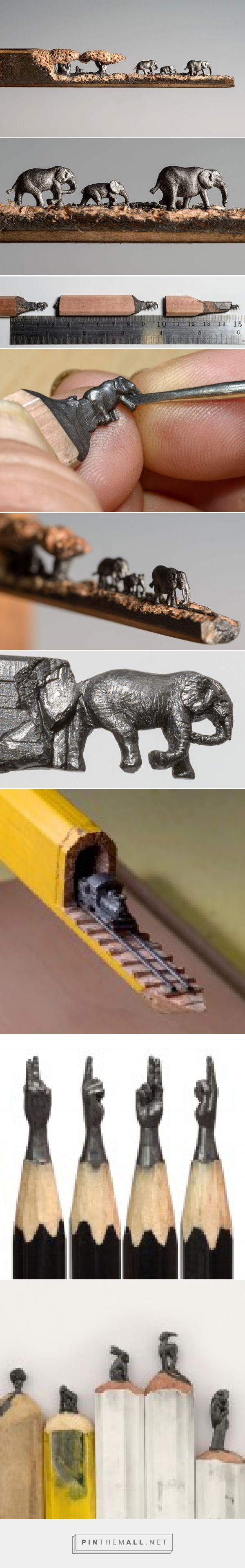 Best Amazing Art Images On Pinterest Pencil Art Pencil - 8 astonishing tiny sculptures carved on the tips of pencils