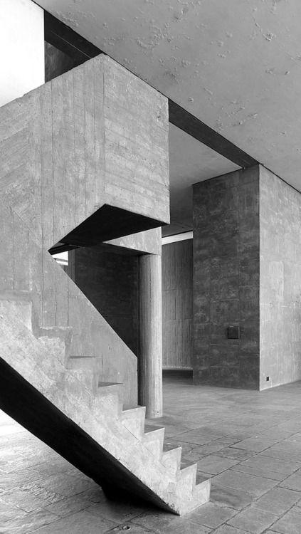 modernizing: Palais des Filateurs by Le Corbusier