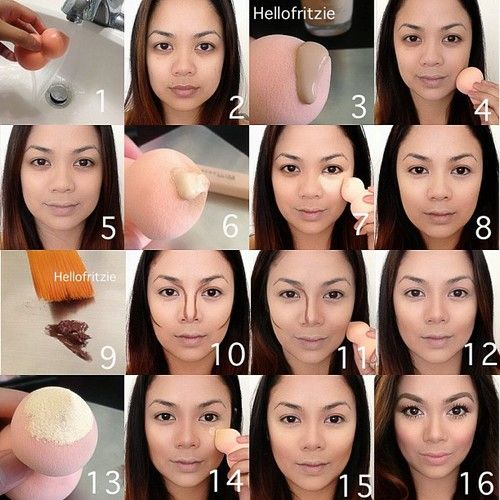 Tutorials make up