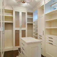 Good Closets   Walk In Closet, Closet Island, Ivory Closet Island, Small Closet