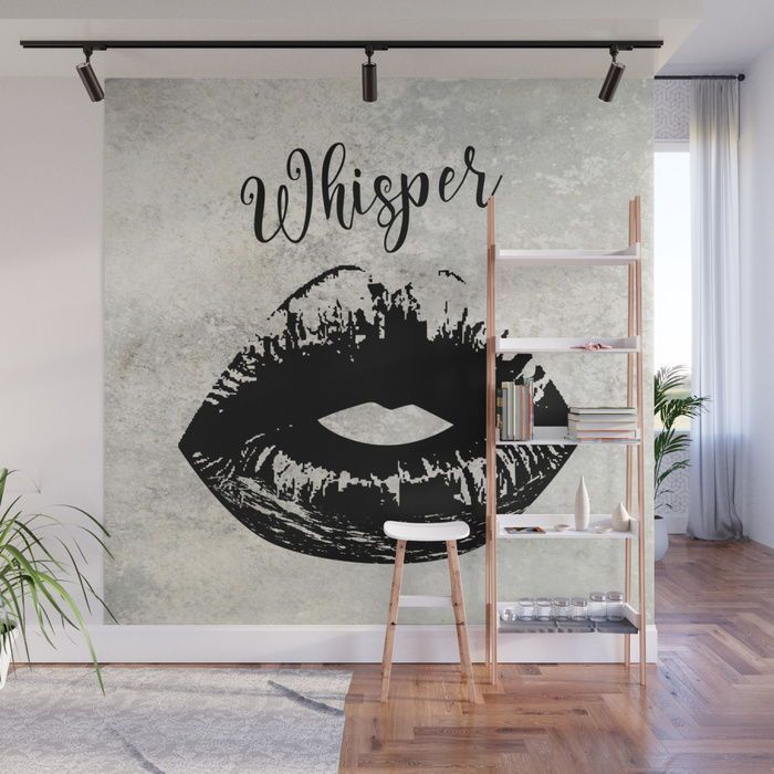Lips JJEBXYY by LisaLizaDesign  | Society6  With our Wall Murals, you can cover an entire wall with creative design.  #Wall Murals #Homedecor #Gifts  #Onwall #Wallart #Livingroom #Bedroom  #Modern #Classyhomedecor #presents #Buyart #wallpaper  #Art #Framedprintsart #Society6#Lisaliza #Floral #Typography #pattern   #design #kiss #lip