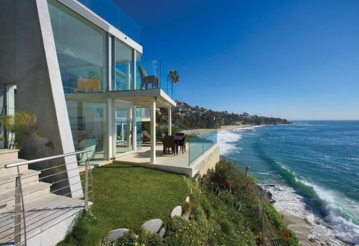 Amazing Ocean Views from the Laguna Promontory Residence