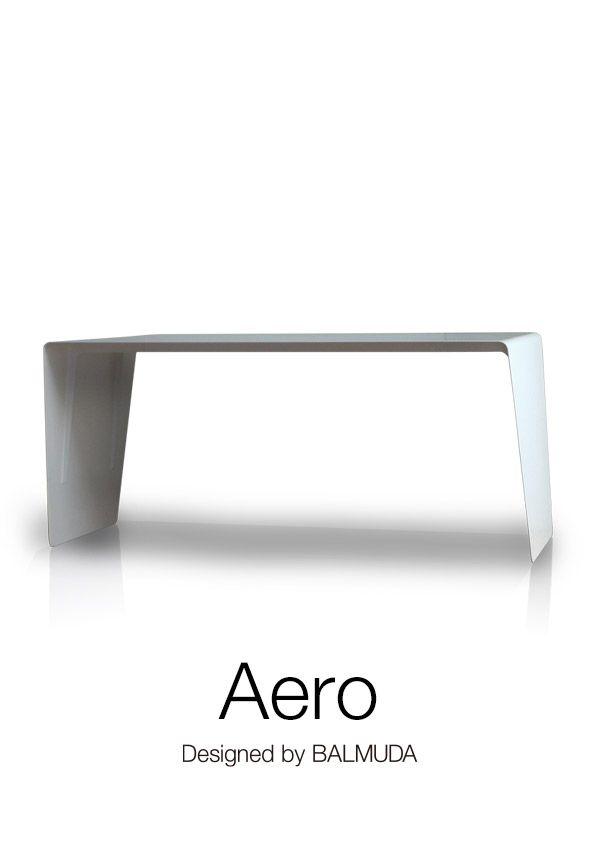 BALMUDA Aero   一枚の翼。