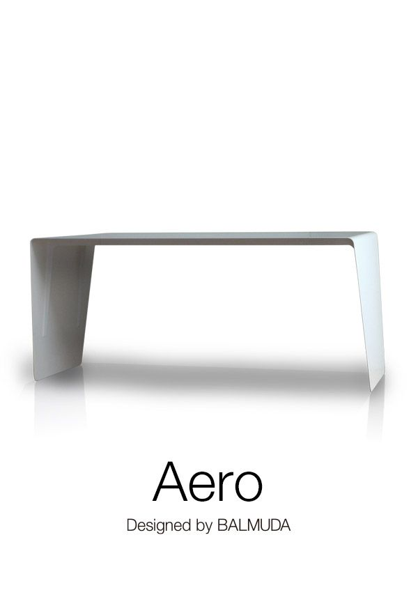 BALMUDA Aero | 一枚の翼。